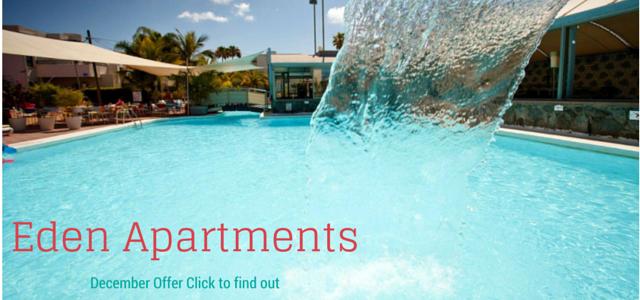Eden Apartments Puerto Rico offer
